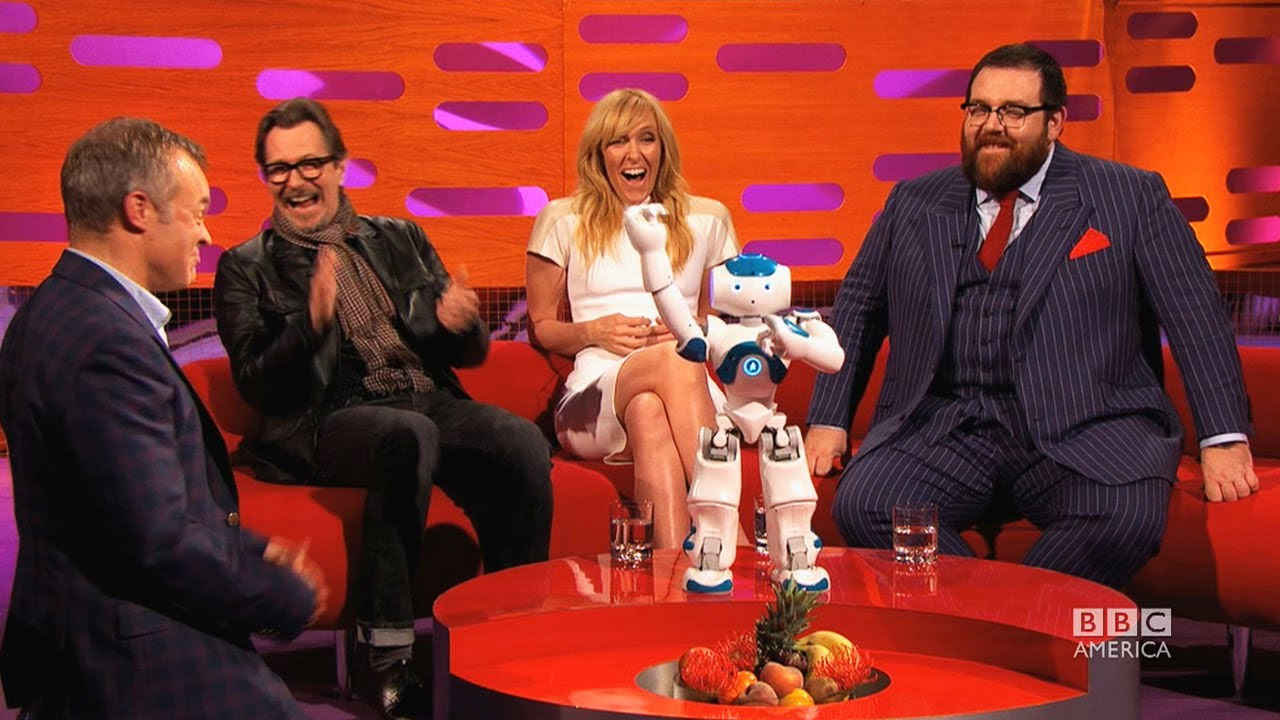 Graham Norton Appearance