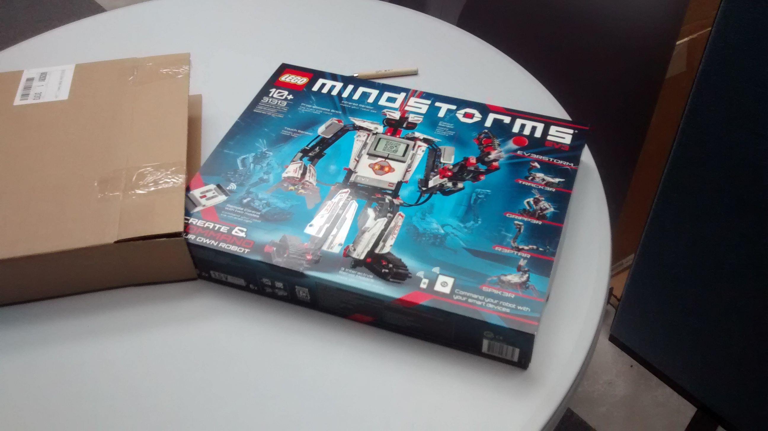 Could you win $100,000 with your LEGO® MINDSTORMS® EV3?
