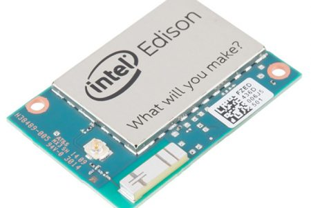 Intel® Edison - The Future is Wearable
