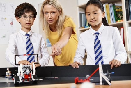 If low skilled workers are getting harder to find, should we be focusing more on STEM in schools?