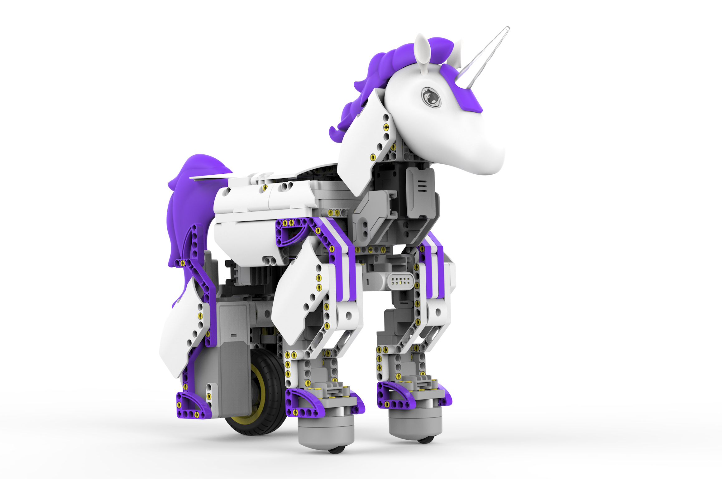 UnicornBot will help kids learn STEM and coding.