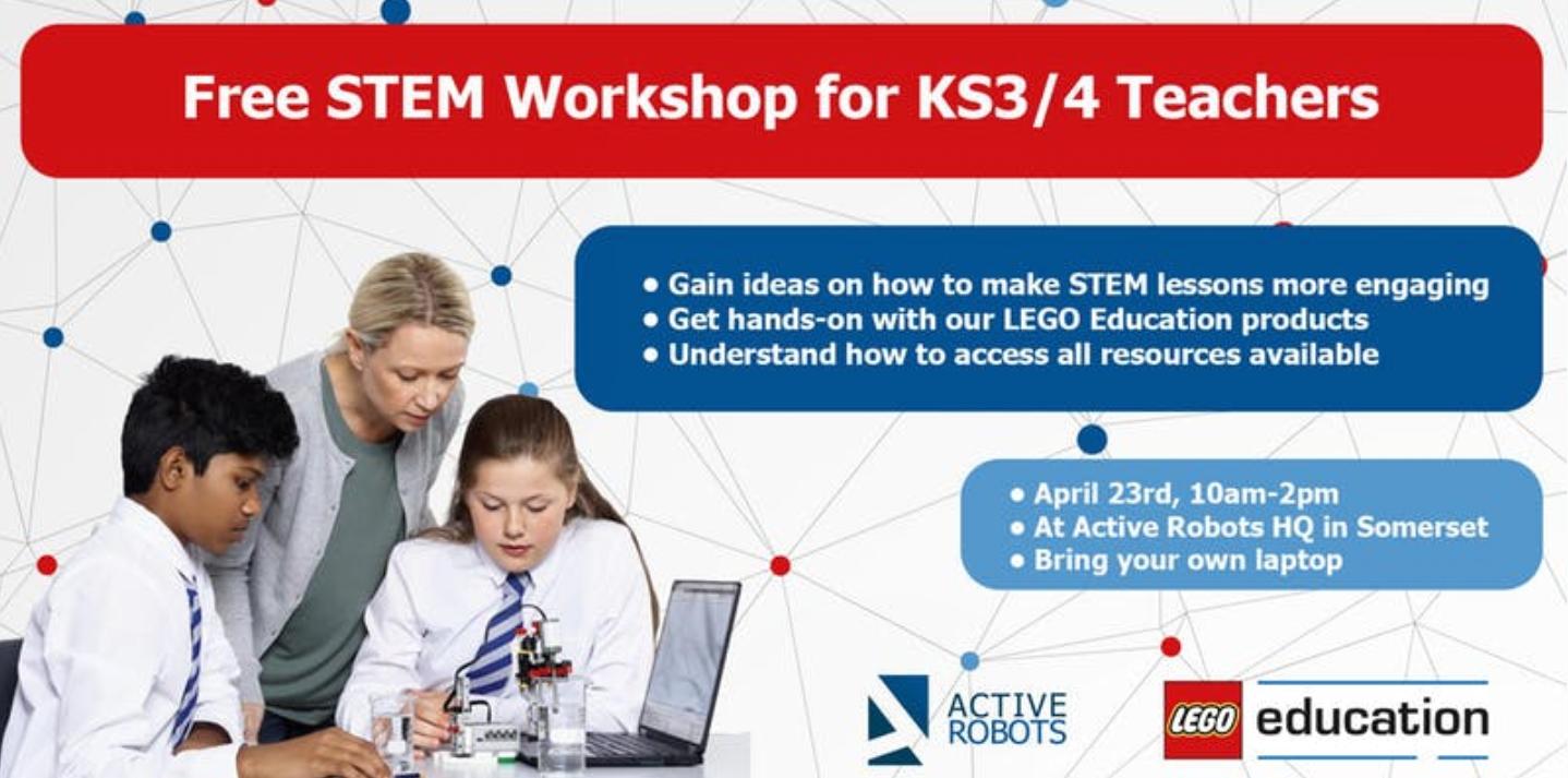 STEM Education Workshops at Active Robots