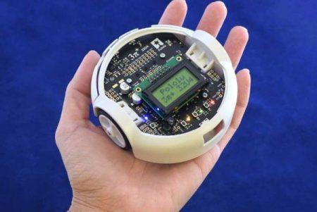 An Old Friend Returns, the 3Pi+ STEM Mobile Robot Gets a Facelift