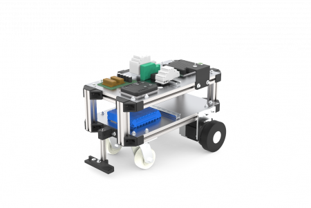 Industrial Mobile Robotics Development Kit for Industry Research & Education